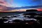 Sunrise at Kings Rocks, Stanley, NW Tasmania by Garth Smith
