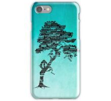 Bodhi Tree of Awareness iPhone Case/Skin