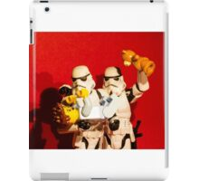 Looking after baby iPad Case/Skin