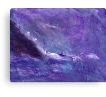 THE WRECKING Canvas Print