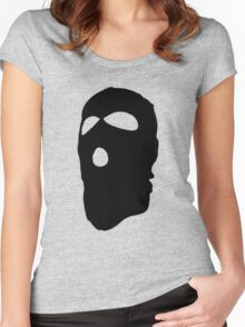 Criminal Concept 2 | Two Women's Fitted Scoop T-Shirt