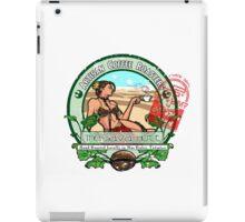 The Java Hutt iPad Case/Skin