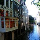 Oudegracht, Utrecht by Mishimoto