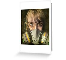 The Day After, Survivors series Greeting Card