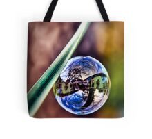 ...space-time... Tote Bag