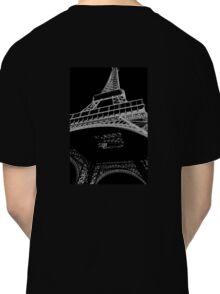 Digital Eiffel Classic T-Shirt