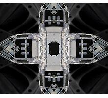 Aviabstract Pod Photographic Print