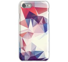Patriotic Polygon iPhone Case/Skin