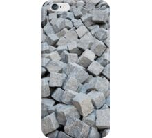 Cobblestones iPhone Case/Skin