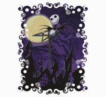 Halloween Skinny Ghost Kids Clothes