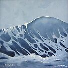 Arctic Wave by sally seabright