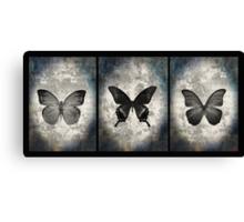 Beauty beneath the glass Canvas Print
