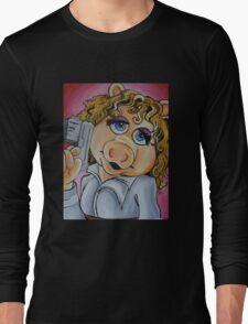 Miss Piggy, Professor River Song Long Sleeve T-Shirt