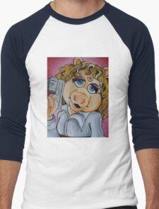 Miss Piggy, Professor River Song Men's Baseball ¾ T-Shirt