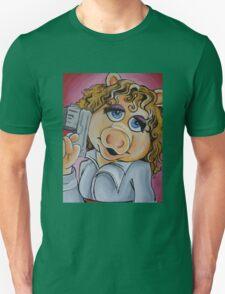 Miss Piggy, Professor River Song T-Shirt