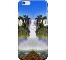 Iguazu Portal iPhone Case/Skin