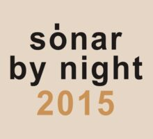 sonar by night by miiky