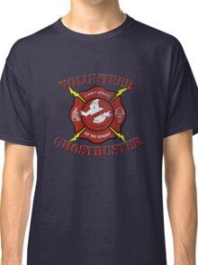 Volunteer Ghostbusters Classic T-Shirt