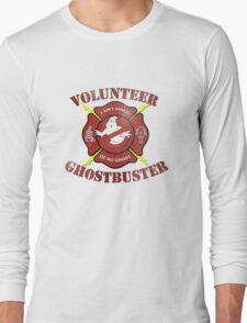 Volunteer Ghostbusters Long Sleeve T-Shirt