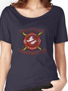 Volunteer Ghostbusters Women's Relaxed Fit T-Shirt