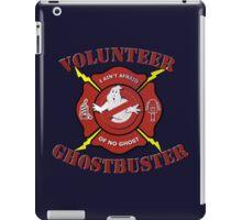 Volunteer Ghostbusters iPad Case/Skin