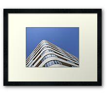 Modernist Living  Framed Print