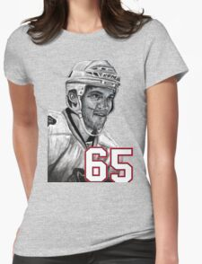 Andrew Shaw Womens Fitted T-Shirt