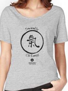 Powered by Ch'i Energy Women's Relaxed Fit T-Shirt