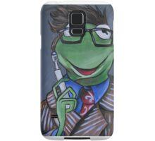 Kermit, Tenth Doctor Samsung Galaxy Case/Skin
