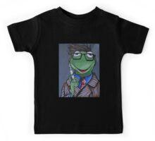 Kermit, Tenth Doctor Kids Tee