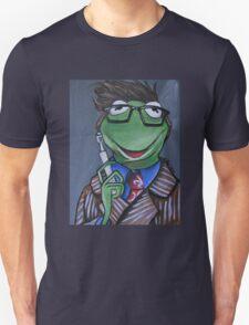 Kermit, Tenth Doctor Unisex T-Shirt