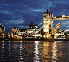 Tower Bridge by Sankofa Creative Co
