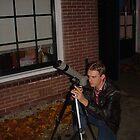 My telescope by Sebastiaan Koenen