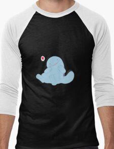 Happy Quag Men's Baseball ¾ T-Shirt