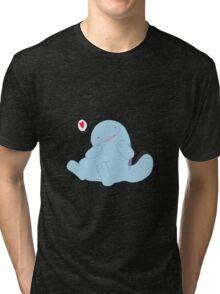 Happy Quag Tri-blend T-Shirt