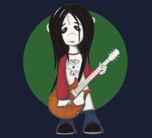 zombie rock by ninamarie
