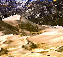 Star Dune - Great Sand Dunes National Park by William Gordon