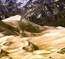 Star Dune - Great Sand Dunes National Park by William Gordon