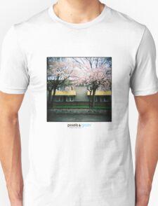 Holga Blossom Unisex T-Shirt