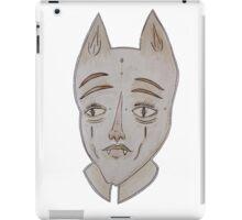 Bat Cartoon Creature Water-coulour iPad Case/Skin