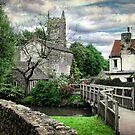Nunney, Somerset by Amanda White