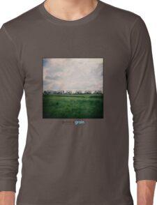 Holga Houses Long Sleeve T-Shirt