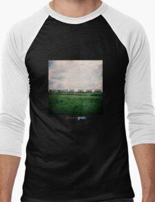 Holga Houses Men's Baseball ¾ T-Shirt