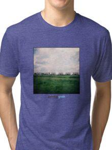 Holga Houses Tri-blend T-Shirt