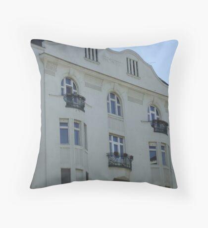 City Wide Throw Pillow