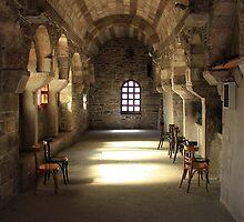 Cathedral Church of Ekatontapiliani ~ Parikia, Paros by BettinaSchwarz