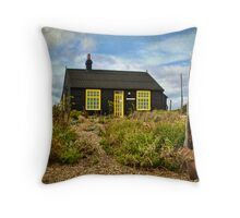 Prospect Cottage, Dungeness Throw Pillow