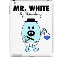 Mr White iPad Case/Skin