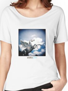 Holga Zinc Horse Women's Relaxed Fit T-Shirt