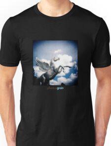 Holga Zinc Horse Unisex T-Shirt